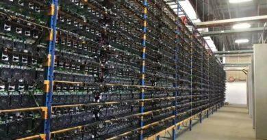 Bitcoin bányászatok
