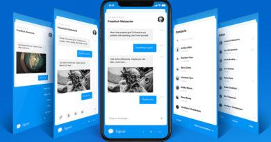 A Signal titkosított üzenetküldő alkalmazás előretörése
