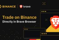 Direkt kriptovaluta váltást vezetett be a Brave böngésző a Binance partnerség révén