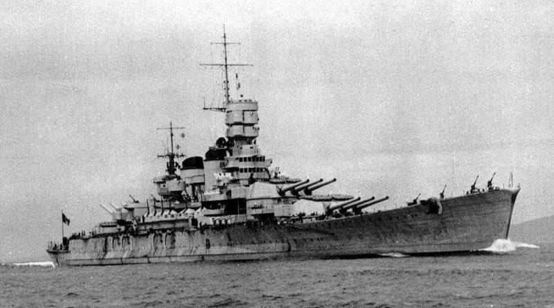 Helymeghatározás a GPS előtt: a világháborús cirkálók esete