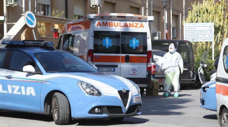 Meggyógyult az 1-es számú olasz beteg