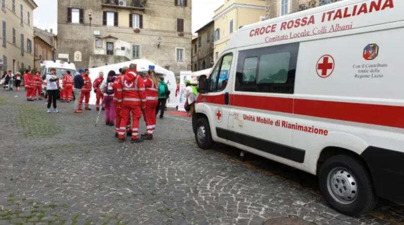 olasz Vöröskereszt
