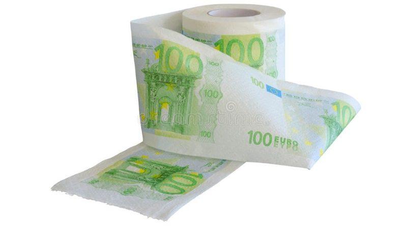 Indul a pánik miatt az EKB részvényesmentő helikopterpénz akciója