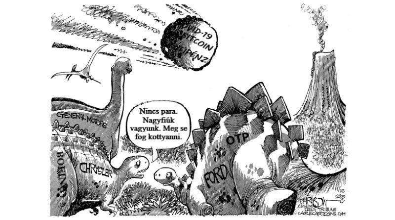 A kapitalizmus valódi működése: a nagyhal megmenekül, a kishal csődbe megy