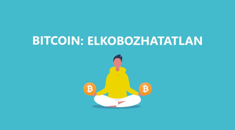 A Bitcoin egyik legfontosabb tulajdonsága: elkobozhatatlanság