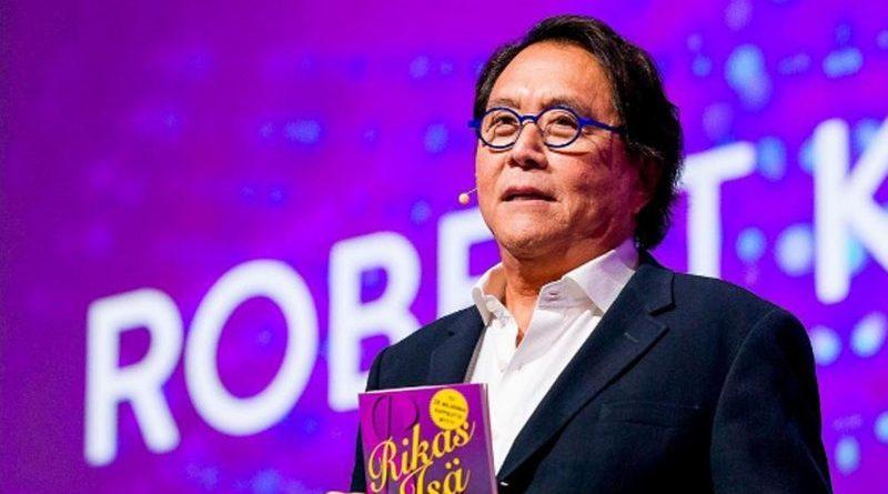 Kiyosaki arany Robert Kiyosaki - Gazdag papa, szegény papa szerzője: a Bitcoin az emberek pénze