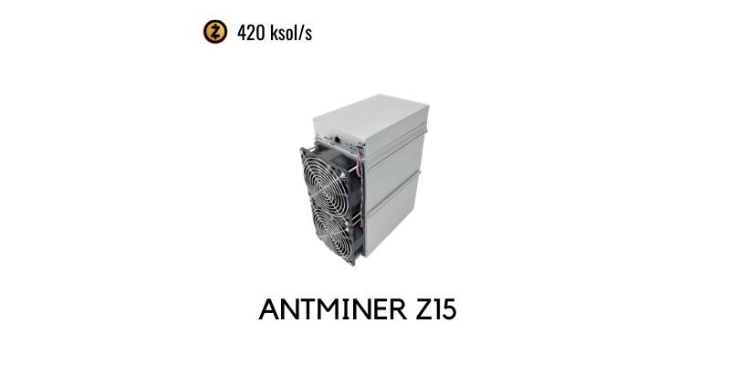 Antminer Z15