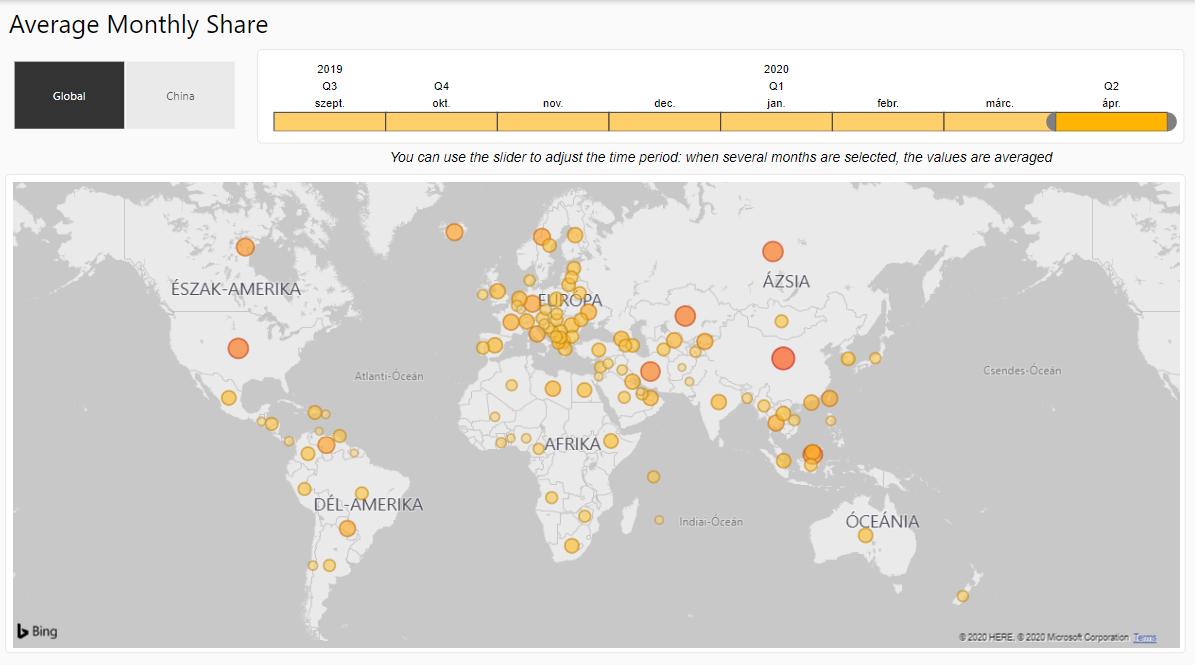 bitcoin 4 órás térkép