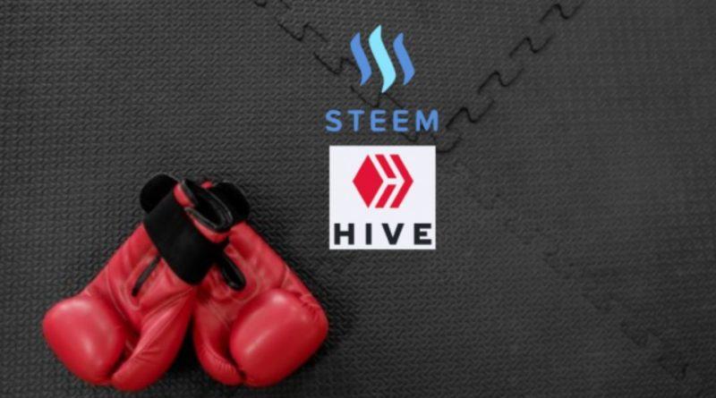 Steem vs Hive