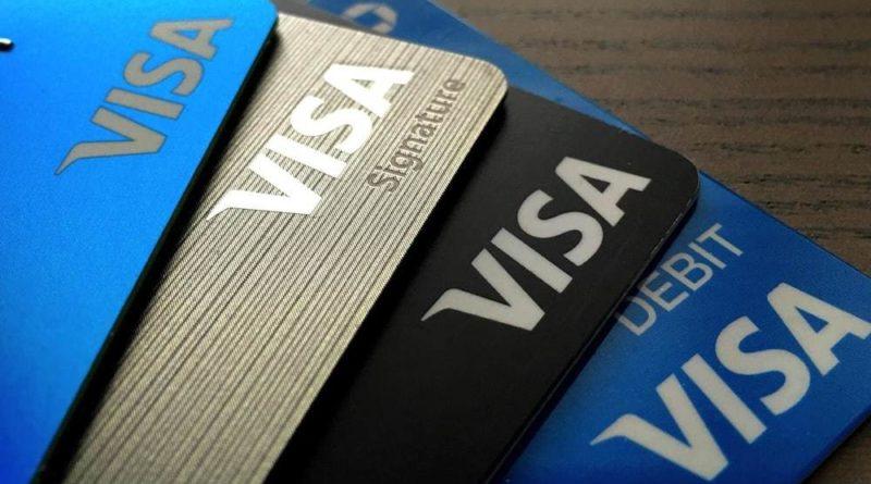 Visa kriptokártyák