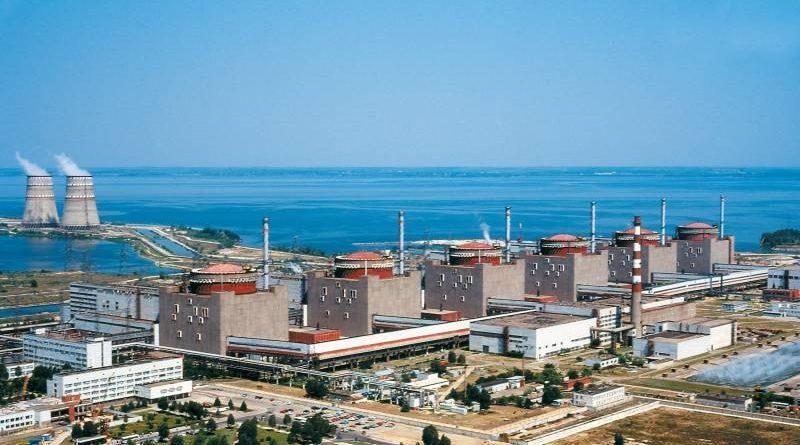 Zaporizzsjai atomerőmű