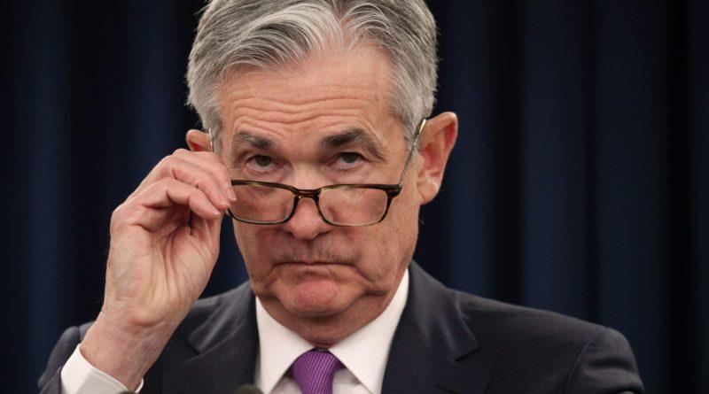 digitális pénzt Fed Jerome Powell