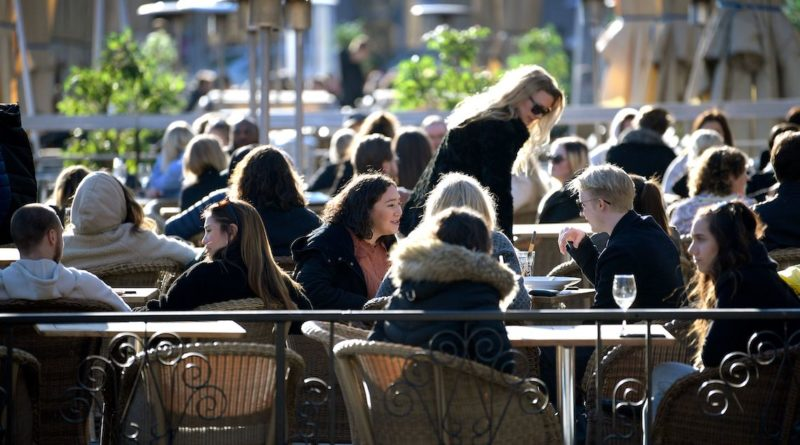Svédország koronavírus kezelése