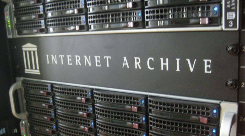 Internet Archive: Perlik a kiadók a digitális emlékek tárhelyét