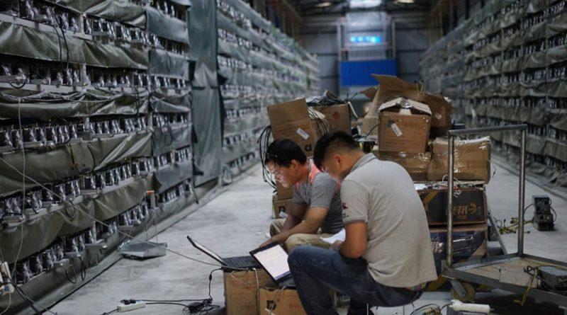 A kínai bitcoin bányászok kevesebb elektromos áramot fogyasztottak