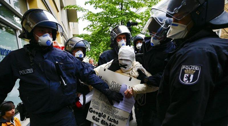 koronavírus német belügyminisztérium blöff