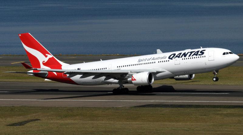 Qantas leépítés