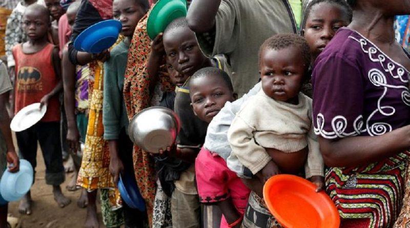 ENSZ éhezők