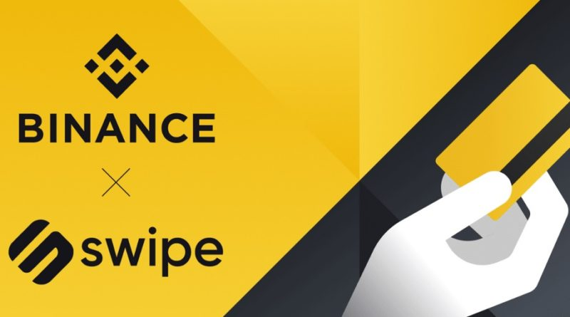 Binance megvásárolta Swipe