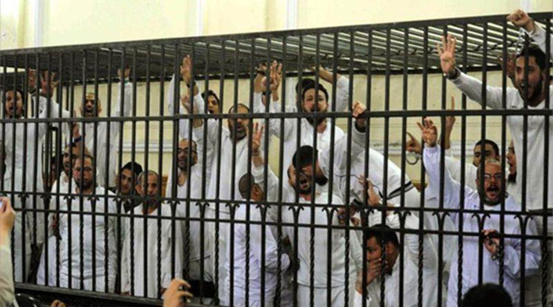 egyiptomban börtön újságírók