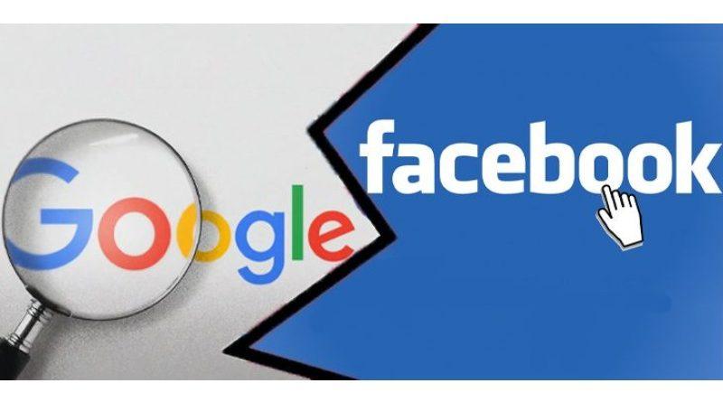 Google és Facebook tiltás ellen lépnek fel