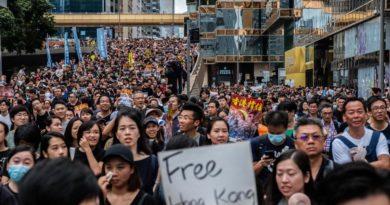 Hongkong közösségi média
