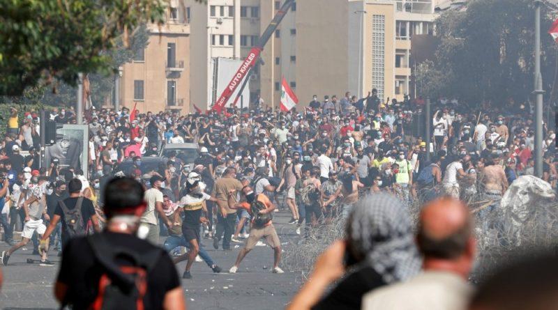 Forradalom küszöbén Libanon