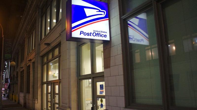 amerikai posta