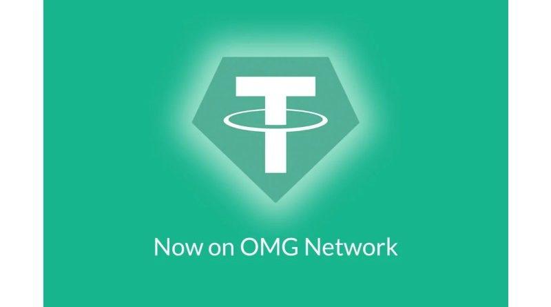 Tether és OMG partnerségi megállapodás