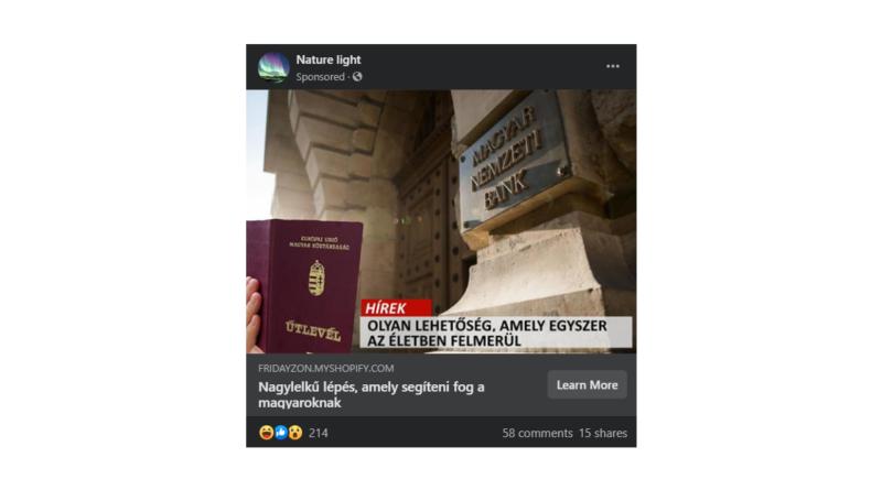 Facebook átverés Gattyán
