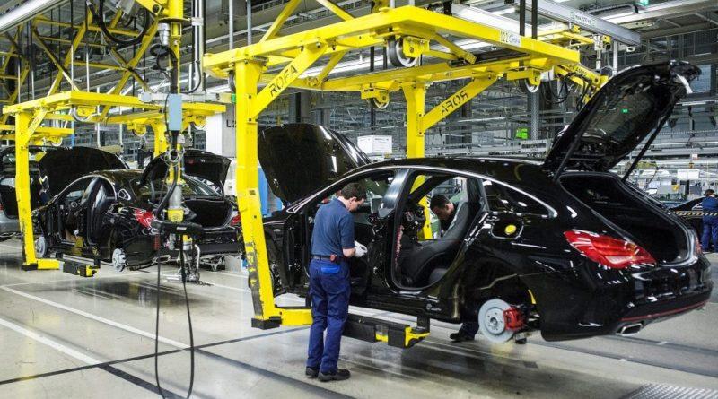 Autóipar Közép-Európa