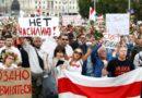 fehérorosz tüntetések