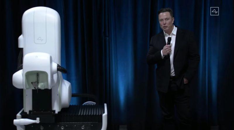 Neuralink, Elon Musk