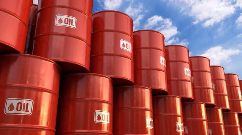 Irán olaj