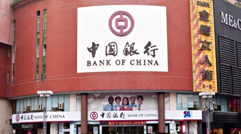 kínai bankok