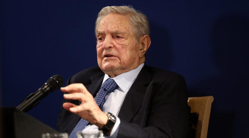 Soros György válság