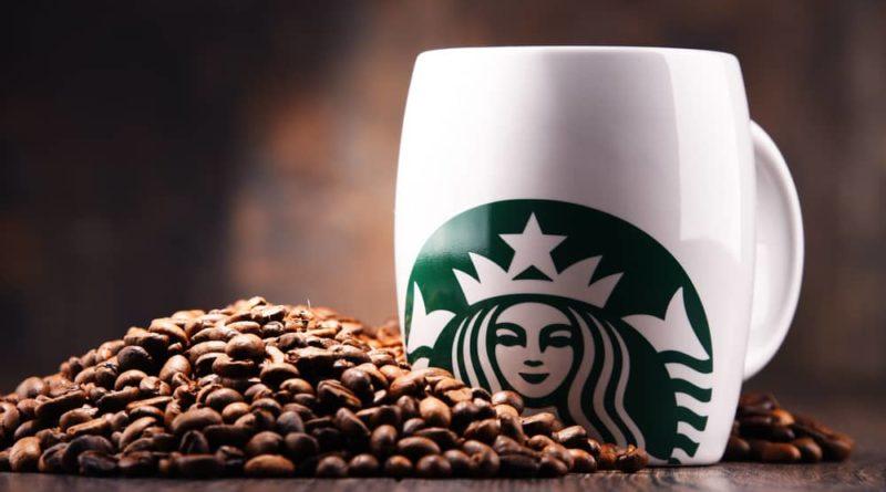 Starbucks blokkláncon