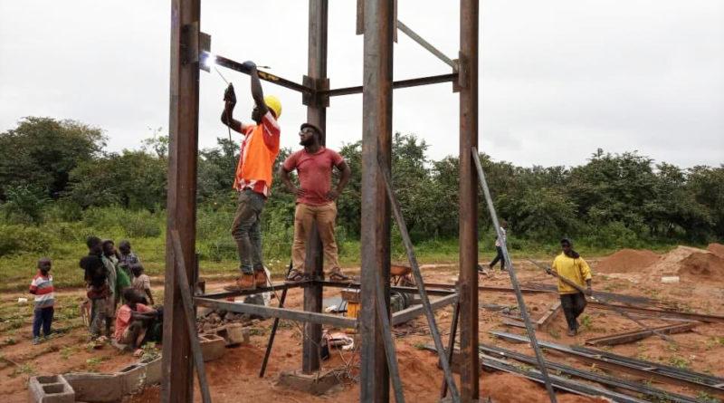 afrika iskola paxful építés