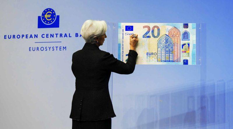 digitális euró EKB