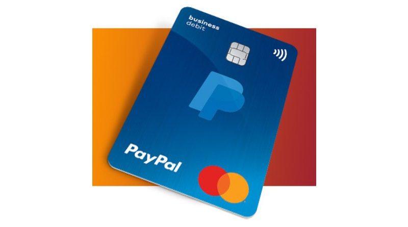 PayPal bankkártya Ausztriában