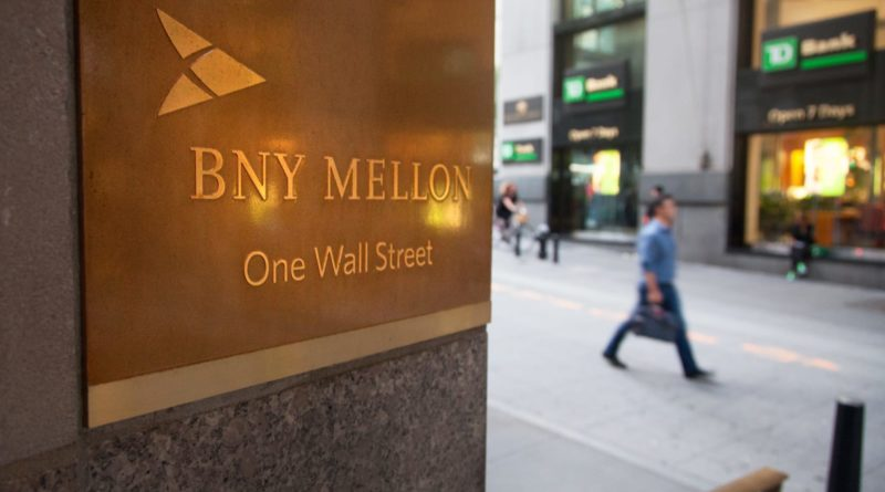 onecoin bank of new york mellon