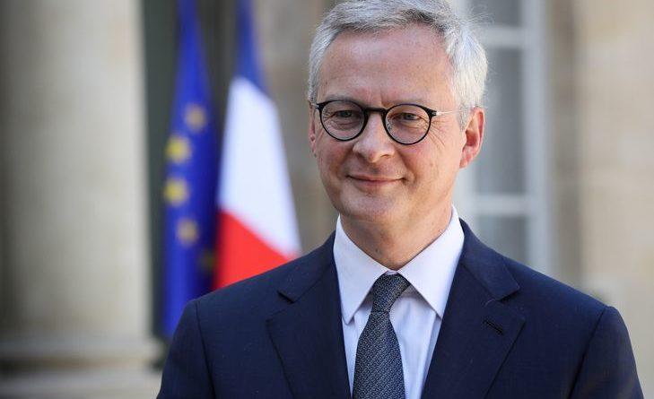 francia pénzügyminiszter