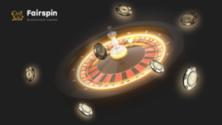 Fairspin blokklánc szerencsejáték oldal
