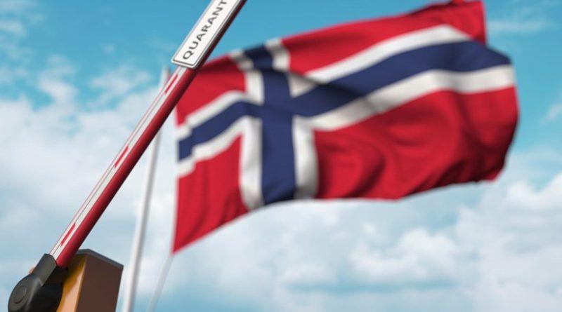 Norvégia koronavírus