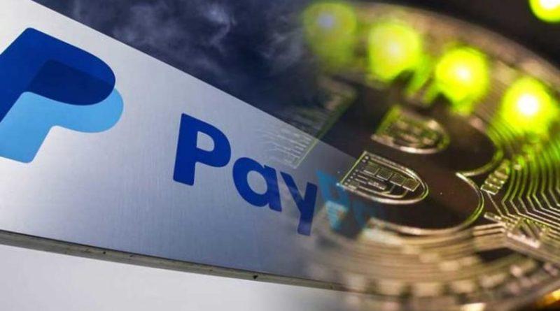 PayPal kriptovaluta fizetés