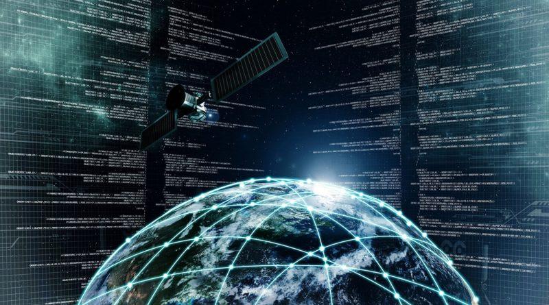 űr-blokklánc Ethereum föld körüli blokklánc tranzakciók