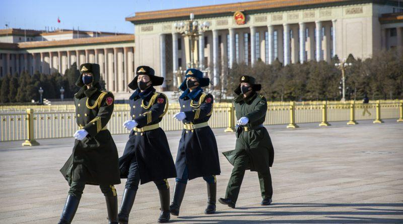Kínai Kommunista Párt COVID-19