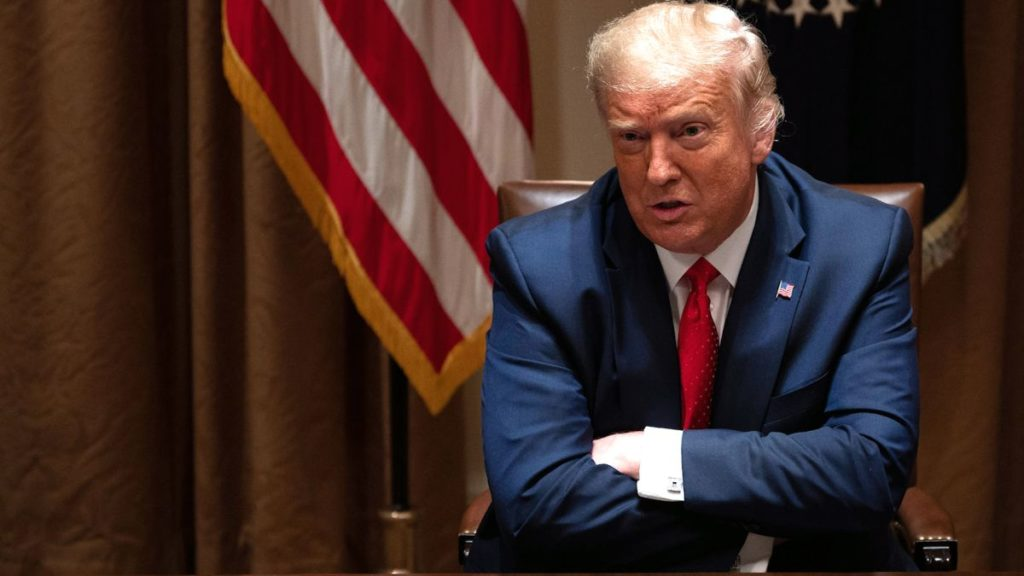 Donald Trump, amerikai elnök