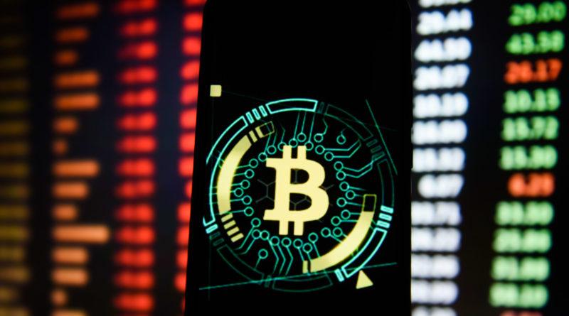 Bitcoin grafika