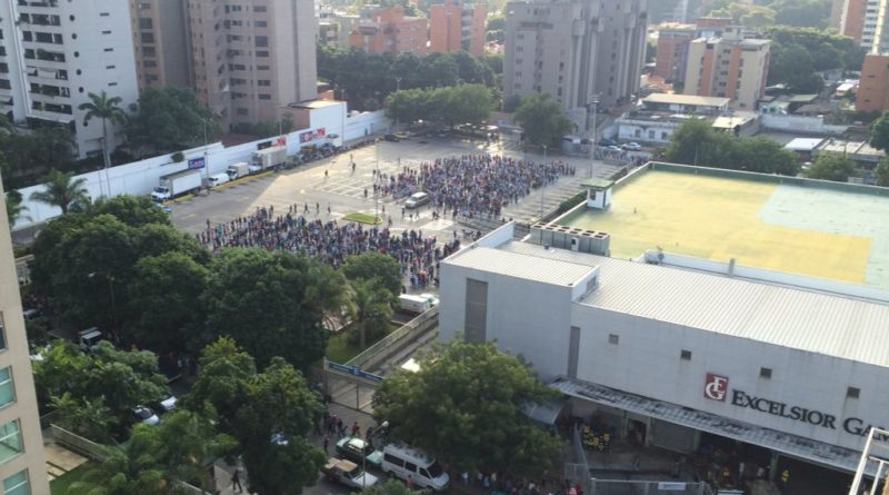 kriptovaluták Venezuelában | Tömeg az egyik EG-ben